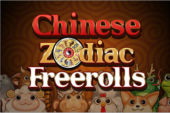 chinese zodiac freerolls w88 poker