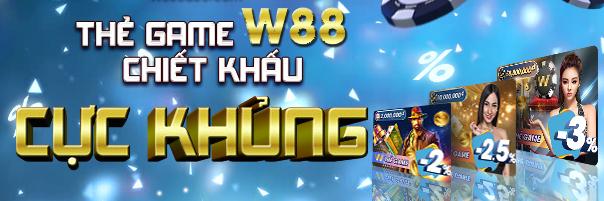 mua the game w88