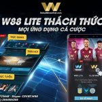 ứng dụng w88lite app ios, android,