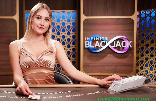 cách chơi blackjack cùng nhà cái w88