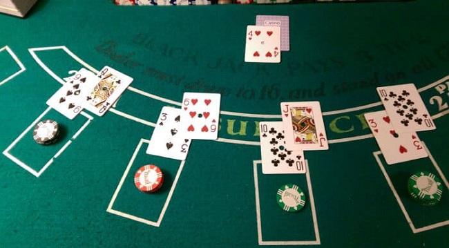 luat choi blackjack online