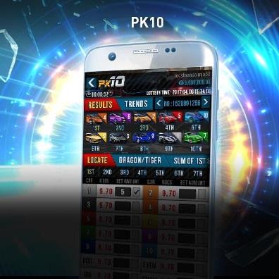 PK10 W88 - Kết hợp đua xe và xổ số siêu tốc