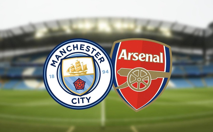 Man City vs Arsenal - 02h15 18 06 2020