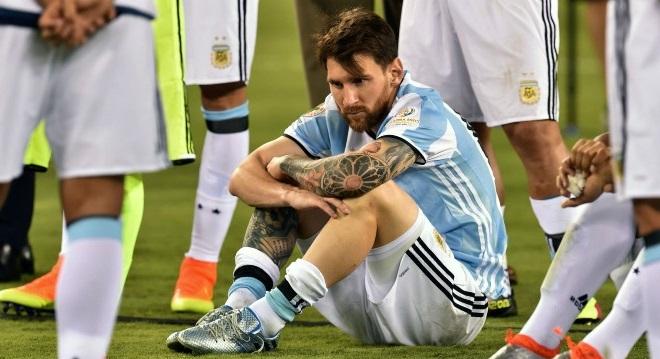 messi va argentina