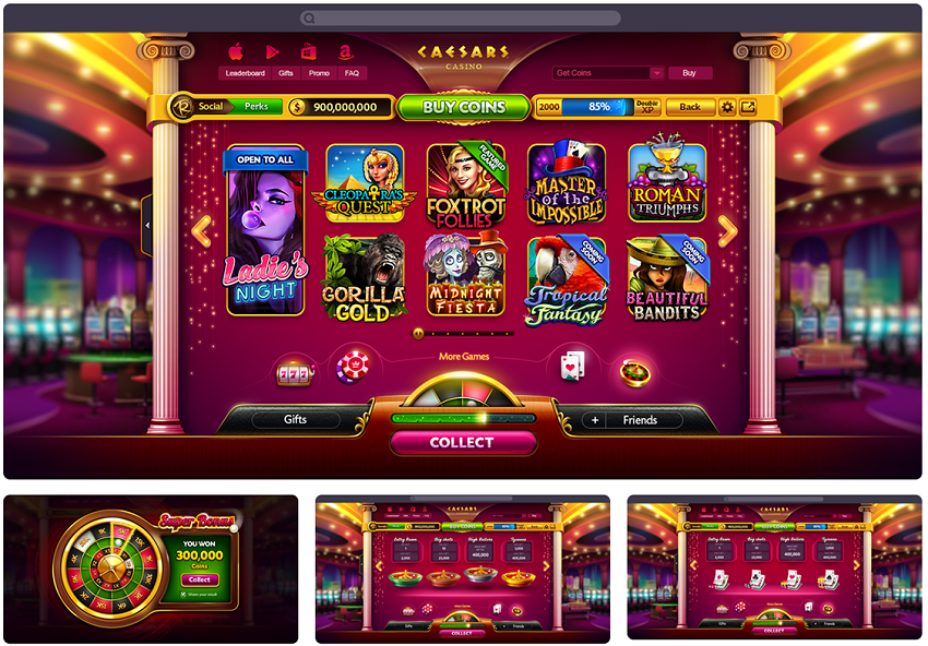 Game Slot tại casino online
