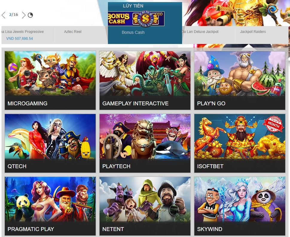 choi slot game free